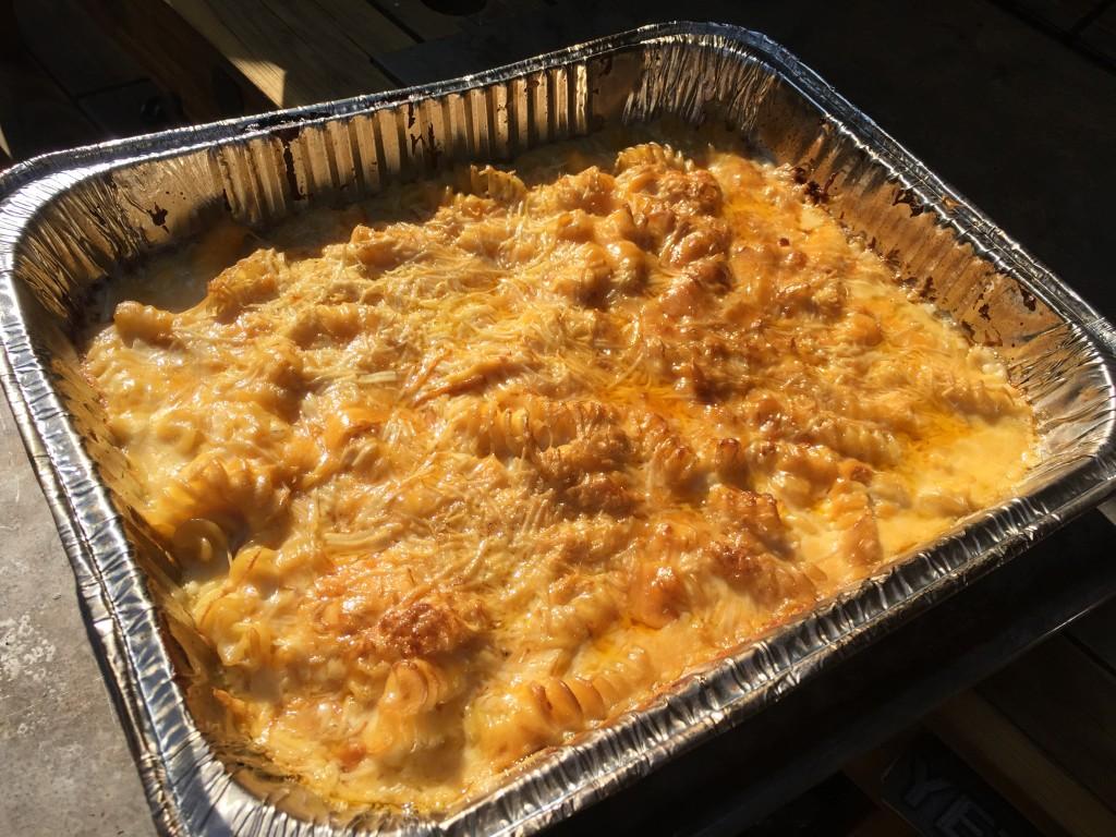 Smoked Macaroni & Cheese | Smoking Cheese | Big Green Egg Blog