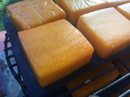 How to Cold Smoke Cheese